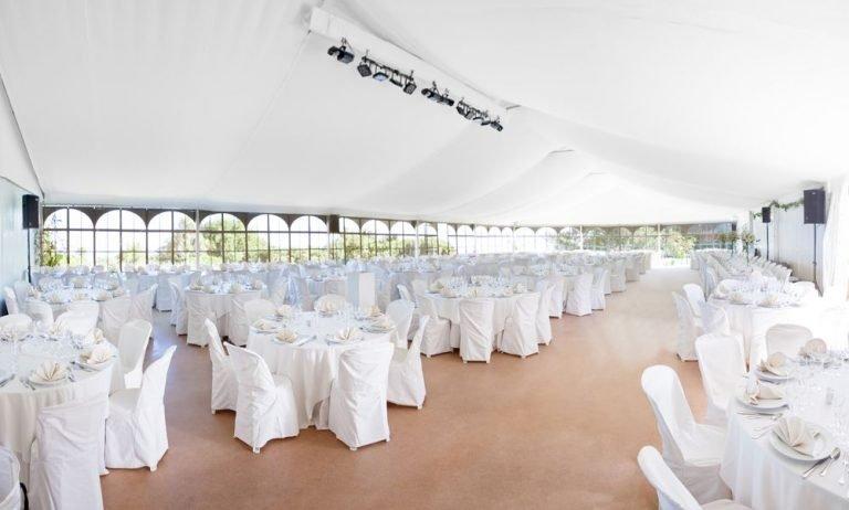 Qual a vantagem da sua empresa ter uma cobertura em lona para eventos ?